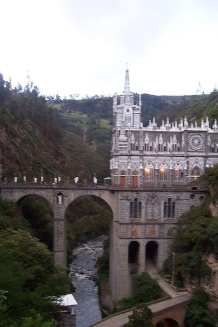 Monasterio Las Lajas, Nariño (Colombia)