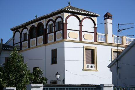 Casa de la familia Barrera