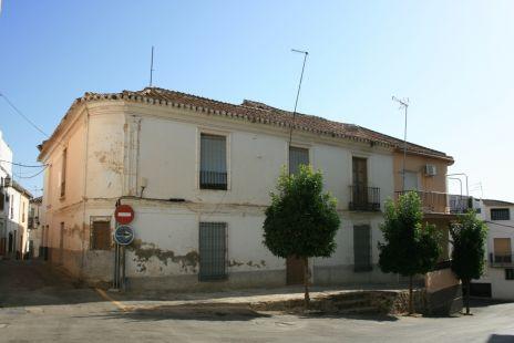 Gabia. Casa antigua en Cuesta Morente