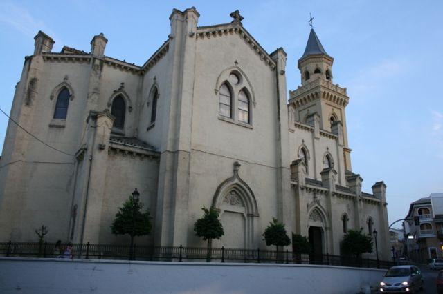 Iglesia de la Encarnación. Las Gabias