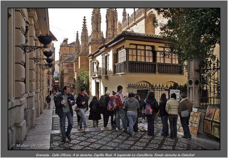 Calle Oficios
