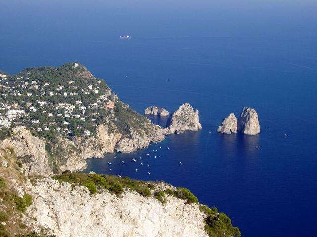 Isla de Capri, Italia