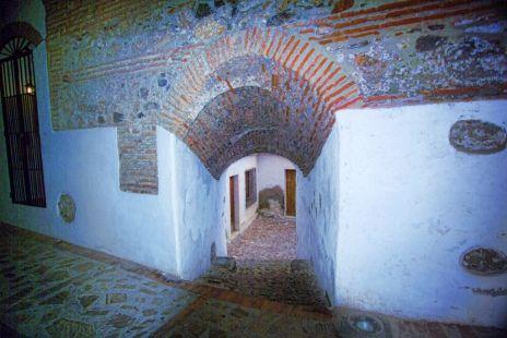 Antigua prisión nazarí en Salobreña