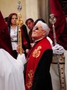 Sacerdote de la Iglesia de San Pedro