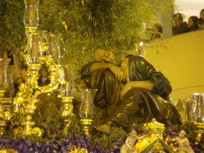 Oracón de Nuestro Señor en el huerto de los Olivos