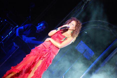 Concierto de Pastora Soler en Maracena