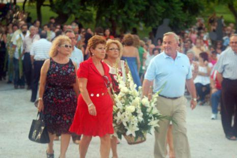 Ofrenda Floral Virgen de la Cabeza Motril 2.008 Cabalgata Reyes Magos