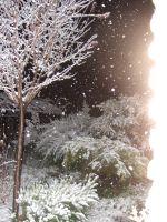 Nieve en Guadix