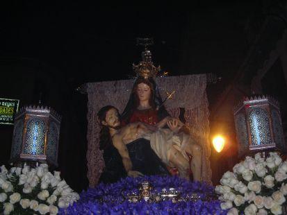 María Santísima dela Alhambra