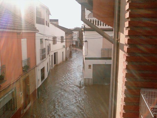 inundacion chauchina
