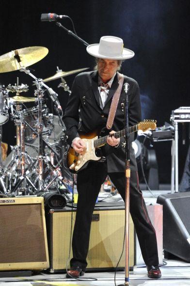 Concierto de Bob Dylan