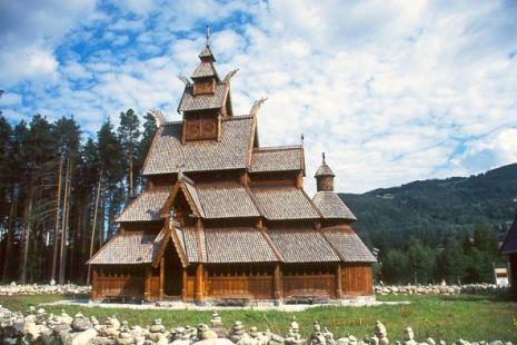 Iglesia Vikinga
