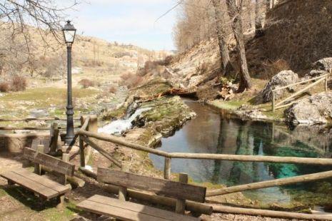 Nacimiento del Rio Segura (Pontones)