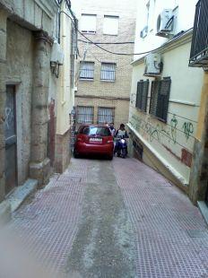 Más tráfico que en la Avda. Andalucia