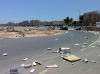 vivimos en la basura