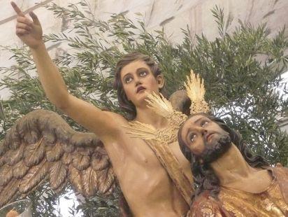 El Señor del Huerto de los Olivos