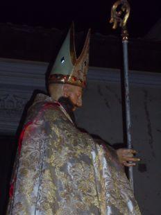 San agustin patron de santa fe (granada)