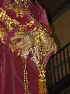 Las manos de Dios