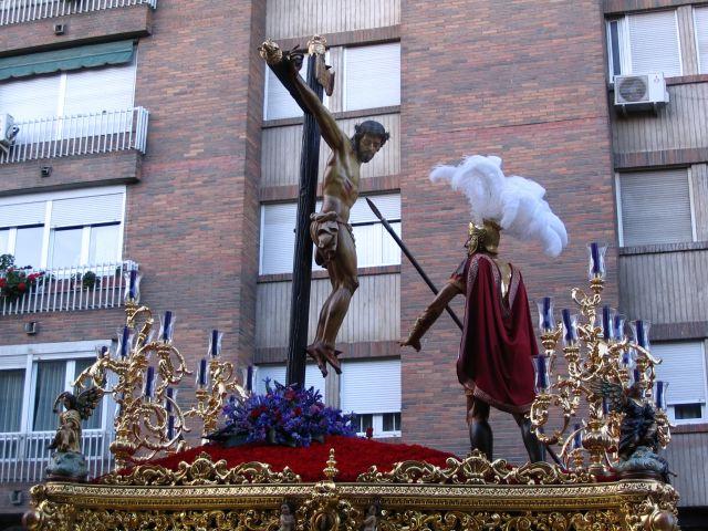 Cristo de la Lanzada del Zaidín