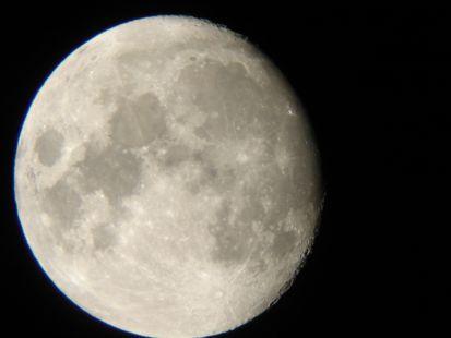 La Luna en julio
