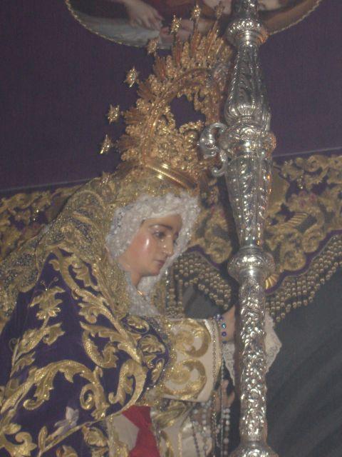 María Santísima de las Penas. Foto de ideal.es.