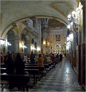 Misa en San Antón