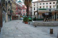 Granada, una de sus plazas