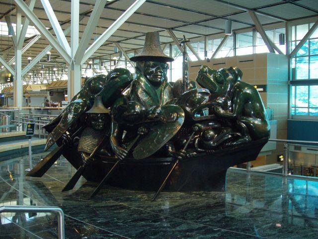 Aeropuerto de Vancouver, Canada