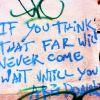 Grafiti. Esperanza en el Realejo.
