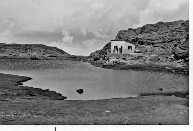 Laguna de las Yeguas
