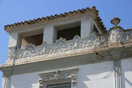 Torre de la casa del cónsul de Portugal
