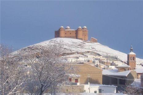 La Calahorra: castillo