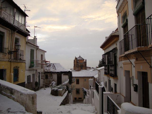 Albaycin nevado