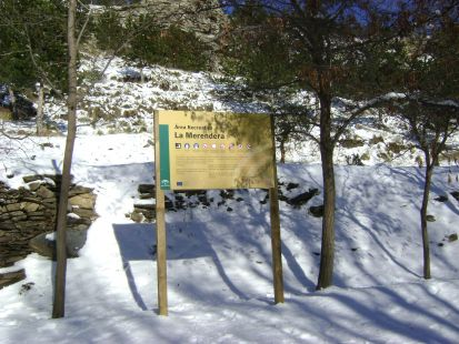 area recreativa de la merendera