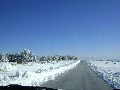 mucha nieve