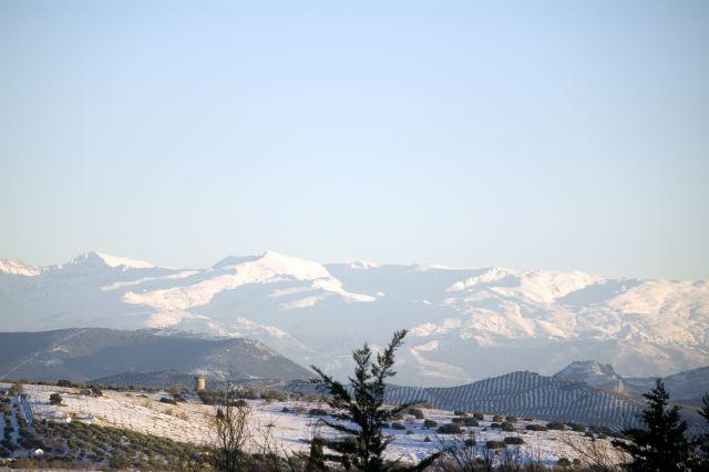 Desde Jaen a Sierra Nevada hay un paso