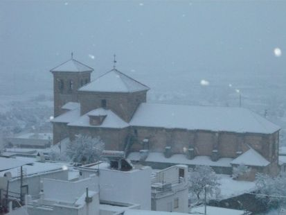 Iglesia Parroquial de la Encarnacion.