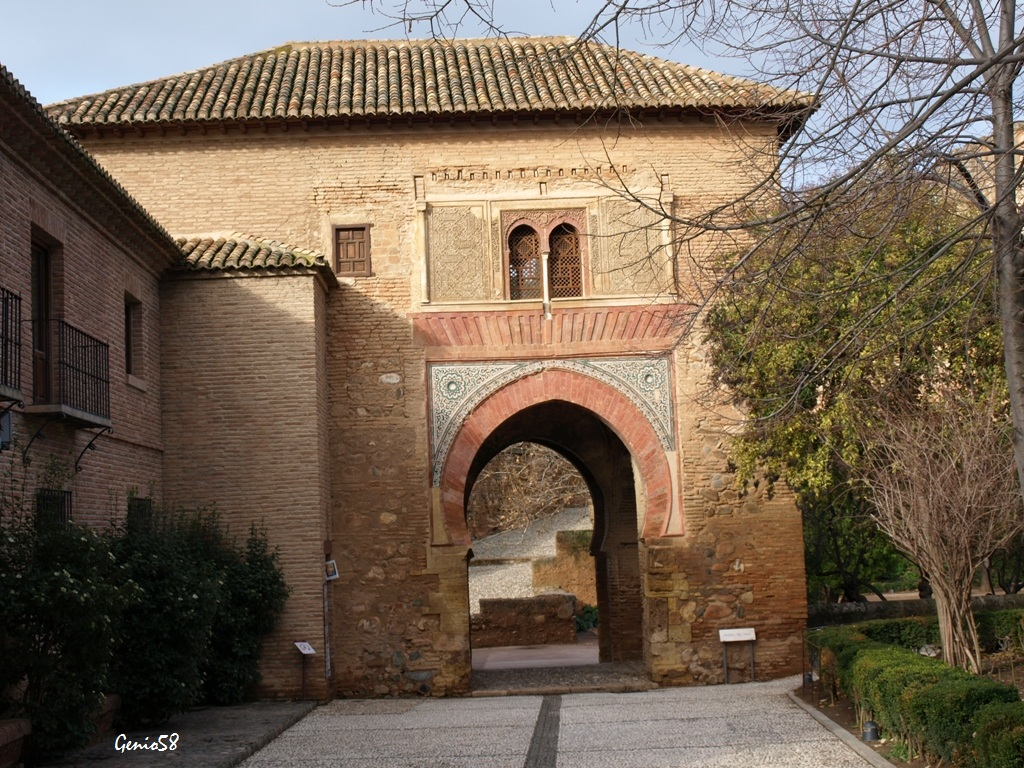 Puerta del vino fotos de granada monumental - Portes en granada ...