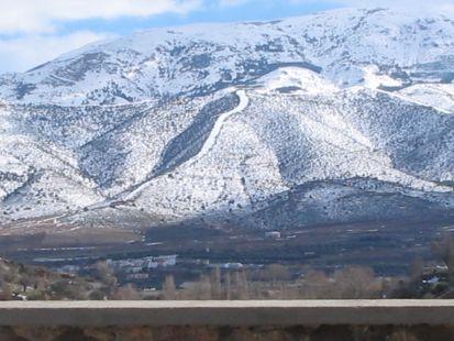 Montaña de Laujar