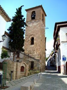 Minarete de la Iglesia de San José