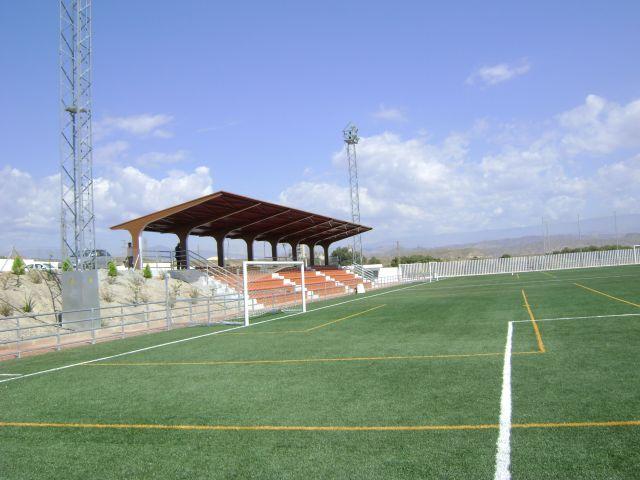 campo de futbol  benahadux