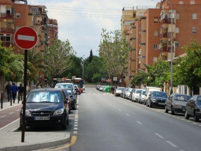 Calle de Andres Segovia