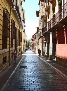 Calle San Matias