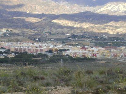panoramica de benahadux