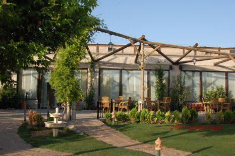 Jardines Restaurante Las Conchas