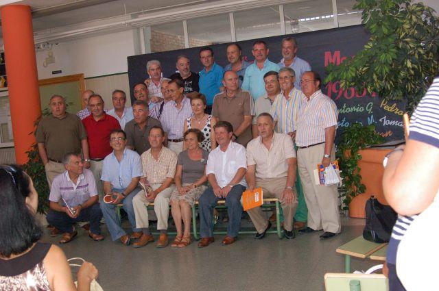 Después de 40 años Antiguos alumnos Instituto Técnico Jose de Mora de Baza