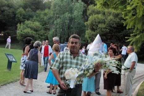 Ofrenda floral Motril