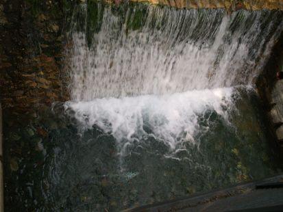 Cascada en Laujar