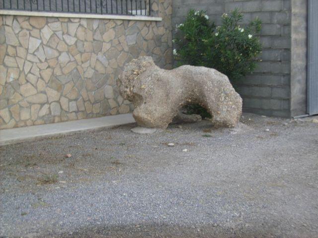 Perro de piedra