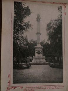 Monumento a los coloraos 1920